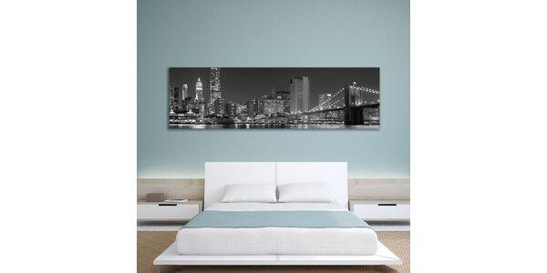Manhattan (černobílý)