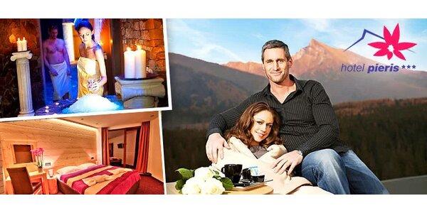 Luxusní dovolená pro dva ve Vysokých Tatrách