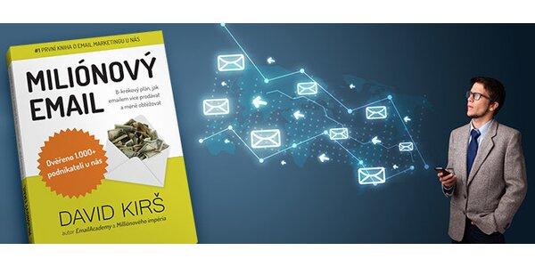 Úspěšná e-kniha Milionový Email