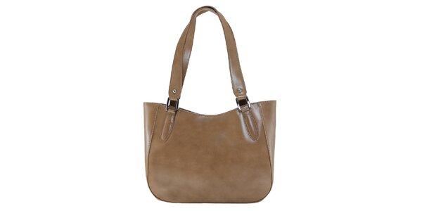 Dámská kožená kabelka s dlouhými poutky Florence Bags