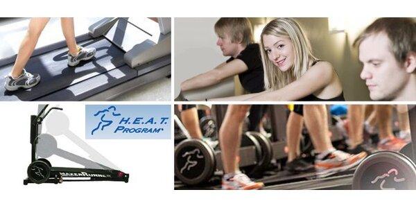 299 Kč za 5 lekcí vysoce účinného cvičení H.E.A.T. program!