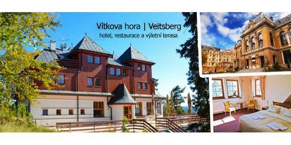 3denní pobyt pro dva v luxusním hotelu ve Varech