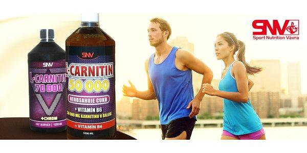 Účinné spalovače tuku L-Carnitine