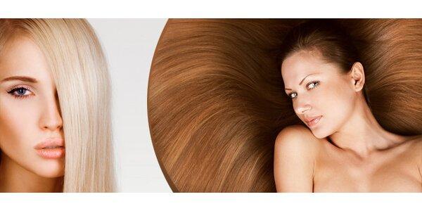 Profesionální střih vlasů s možností melíru či barvy