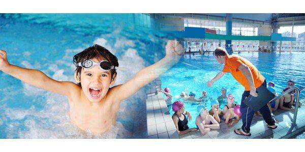 Plavecké kurzy pro děti v hotelu Olšanka (Praha 3)