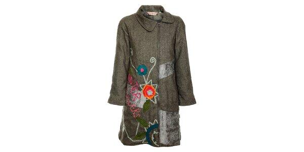 Prošívaný kabát od Savage Culture