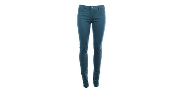 Dámské modré kalhoty Big Star