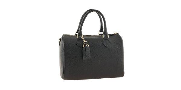 Dámská černá kabelka na zip Classe regina