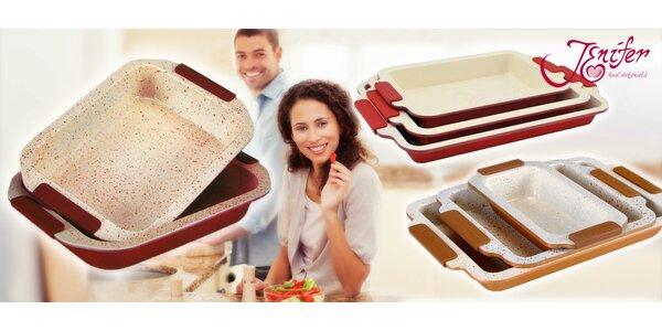 Sady kvalitních keramických pekáčů Berghome Line