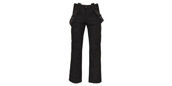 Pánské černé lyžařské kalhoty Bergson