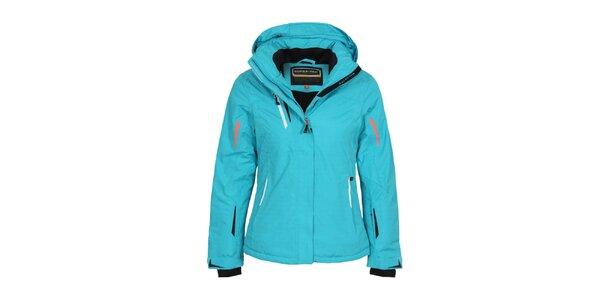 Dámská modrá lyžařská bunda Bergson