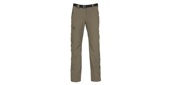 Dámské outdoorové strečové kalhoty Bergson