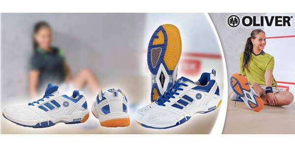 Sálové boty Oliver S 110 pro ženy i muže