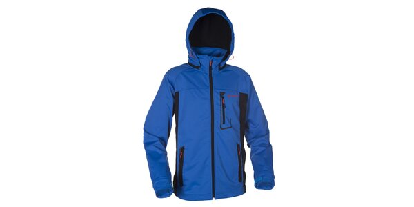 Pánská modrá softshellová bunda Kilpi