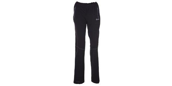 Pánské černé softshellové kalhoty Kilpi