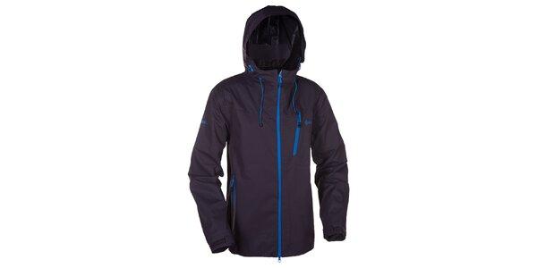 Pánská tmavě šedá technická bunda s kapucí Kilpi
