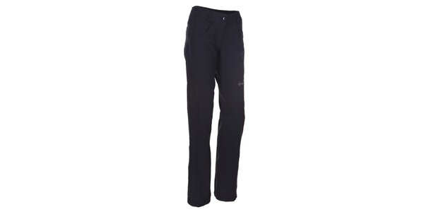 Dámské černé kalhoty Kilpi