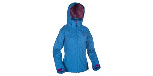 Dámská modrá outdoorová bunda Kilpi
