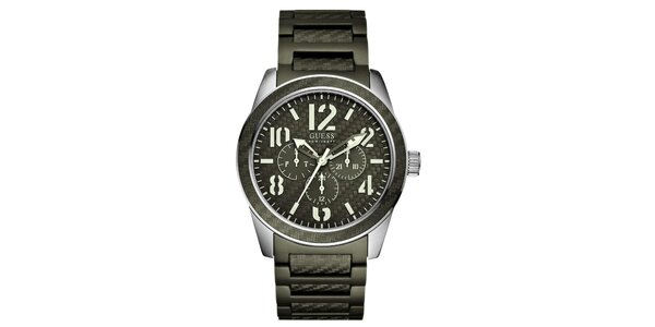 Pánské hodinky Guess s chronografem