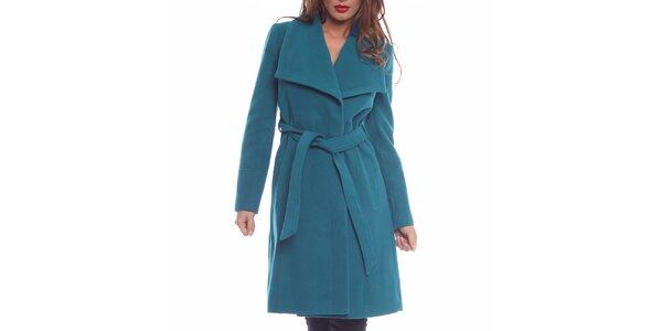 Dámský kabát s výraznými klopami Vera Ravenna