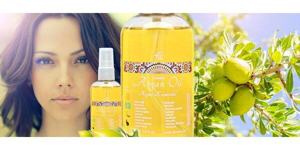 100% čistý arganový olej z Maroka