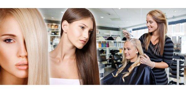 Kadeřnické balíčky s barvou či bez pro všechny délky vlasů