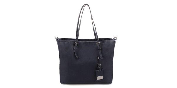 Dámská modrá kabelka s ramenním popruhem Bessie