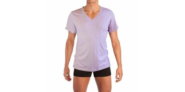 Šeříkové tričko Mosmann