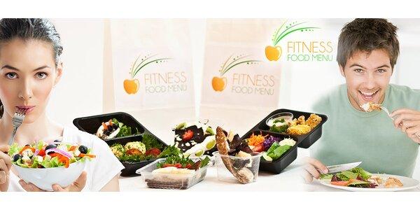 Až 20 dní zdravé stravy s Fitness Food menu