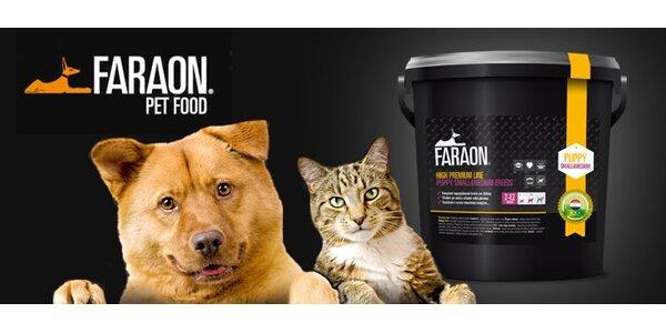 199 Kč za prvotřídní krmivo pro psy a kočky v hodnotě 400 Kč!