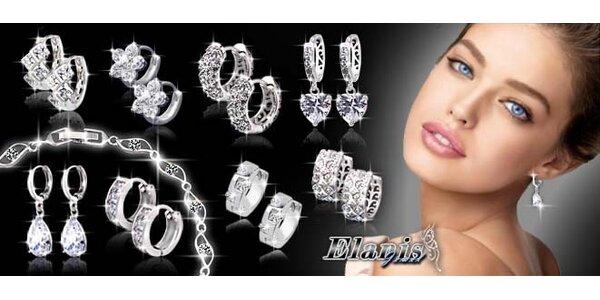 Šperky La Diamantina – na uši i na ruku