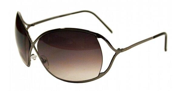 Dámské ocelově šedé sluneční brýle Revlon