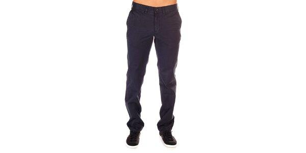 Pánské tmavé chino kalhoty Bendorff