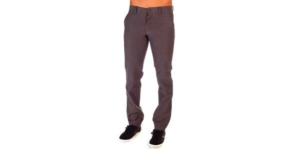 Pánské bavlněné vzorované kalhoty Bendorff