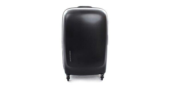 Černý kufr na kolečkách Mandarina Duck