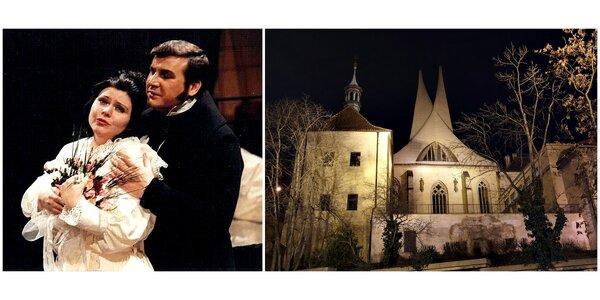 Předvánoční adventní koncert v Emauzském opatství