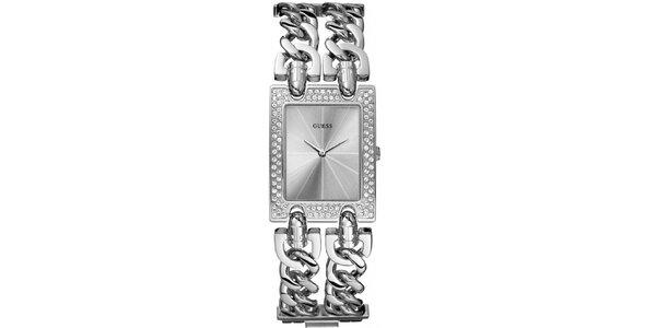 Guess dámské hodinky MOD HEAVY METAL