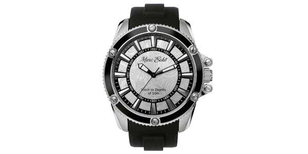 Pánské analogové hodinky MARC ECKO THE FLASH