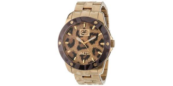 Pánské analogové hodinky MARC ECKO THE LYNX
