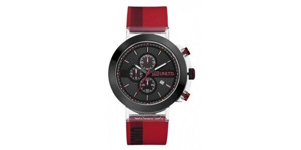 Pánské analogové hodinky MARC ECKO THE TRAN GT