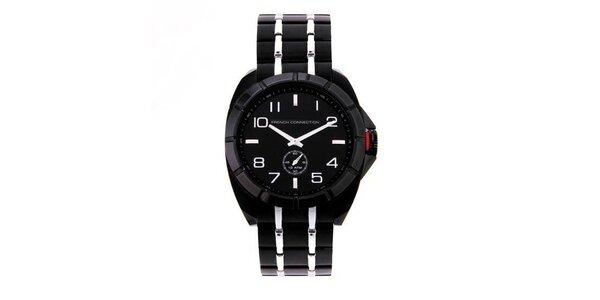 Pánské analogové hodinky French Connection 1004B