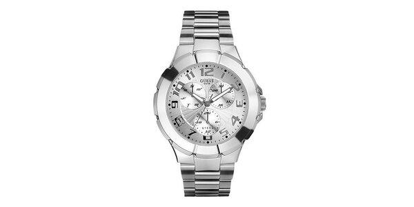 Pánské analogove hodinky Guess RUSH