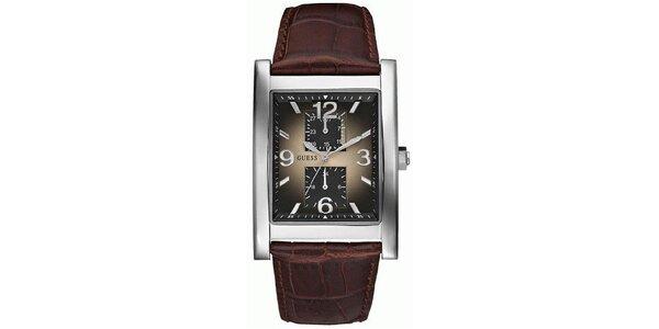 Pánské analogoé hodinky Guess DOMAIN