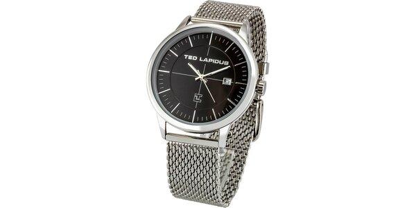 Pánské ocelové hodinky Ted Lapidus