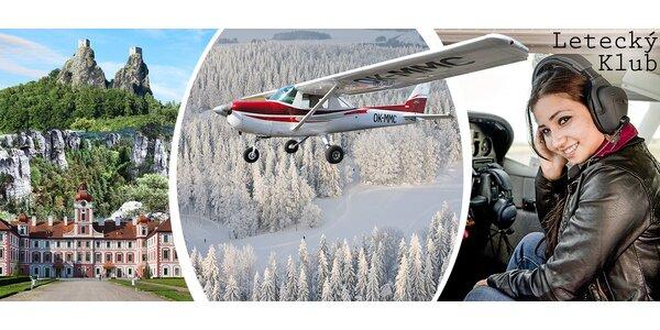 Seznamovací let v letadlech Cessna 152 a 172