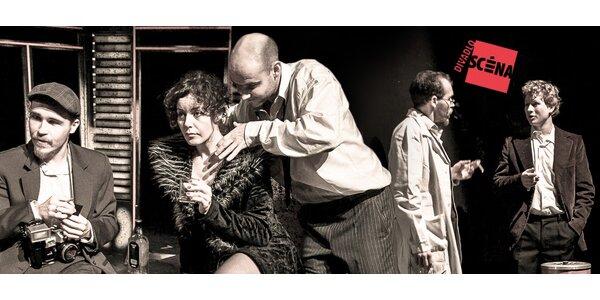 Vstupenky na představení Mystery Story v Divadle Scéna