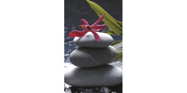 Kameny a orchidej