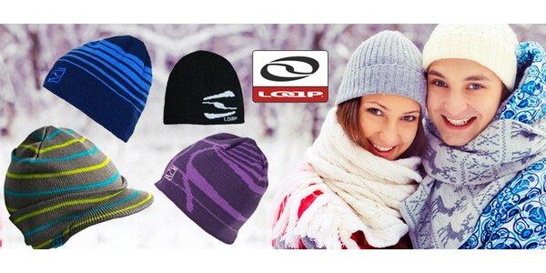 Slušivé zimní čepice LOAP