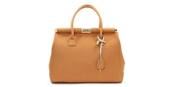 Dámská kufříková kabelka na zámeček Kreativa bags