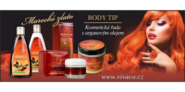 5 kosmetických produktů s arganovým olejem